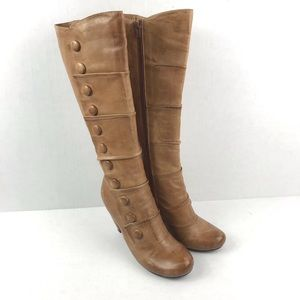 Crown Vintage Victorian vibe boots